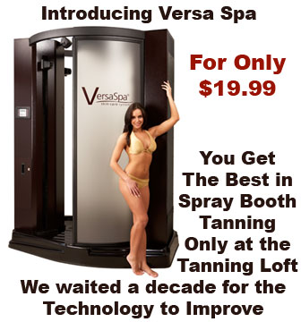 versa spa spray booth tanning is the best spraybooth on the market